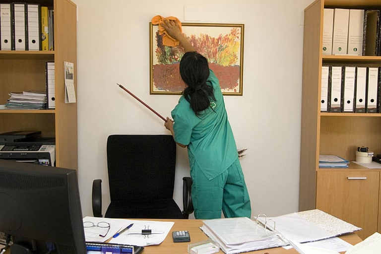 office cleaning Bradford